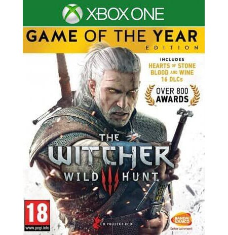 The Witcher 3: Wild Hunt GOTY XBOX