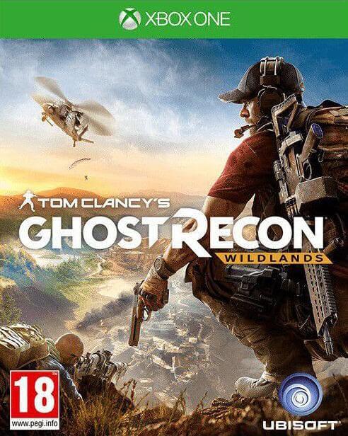 Tom Clancy's Ghost Recon: Wildlands XBOX