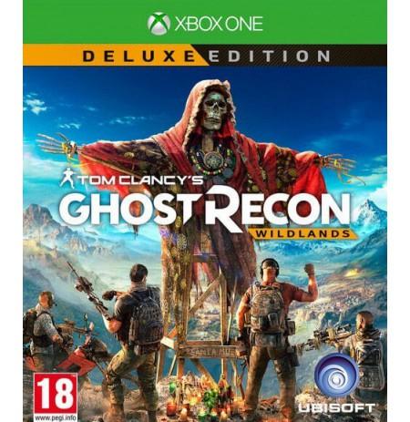 Tom Clancy's Ghost Recon: Wildlands Deluxe Edition