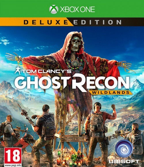 Tom Clancy's Ghost Recon: Wildlands Deluxe Edition XBOX
