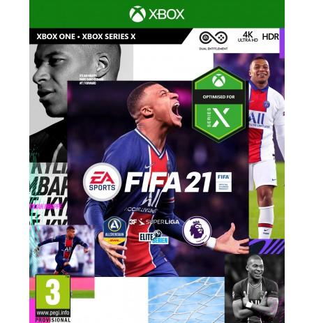 FIFA 21 Standard Edition (EN/RU)