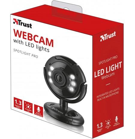 TRUST SpotLight transliavimo kamera 640p