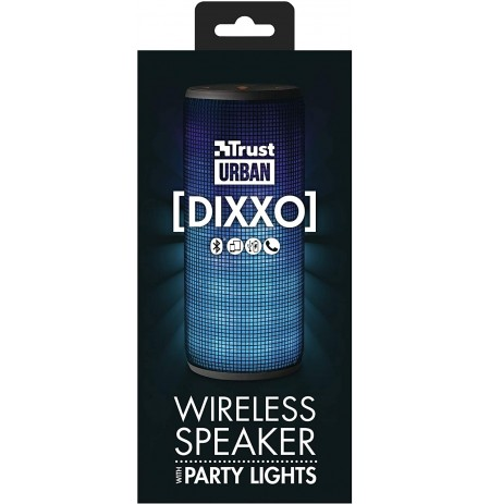 TRUST Dixxo Wireless Speaker