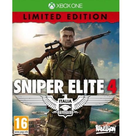 Sniper Elite 4 Limited Edition XBOX