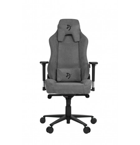 Arozzi VERNAZZA SOFT FABRIC Ash gaming chair