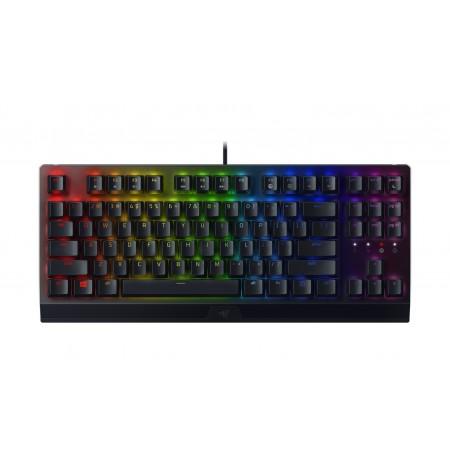 Razer BlackWidow V3 TKL mechaninė klaviatūra (Yellow Switch, US)