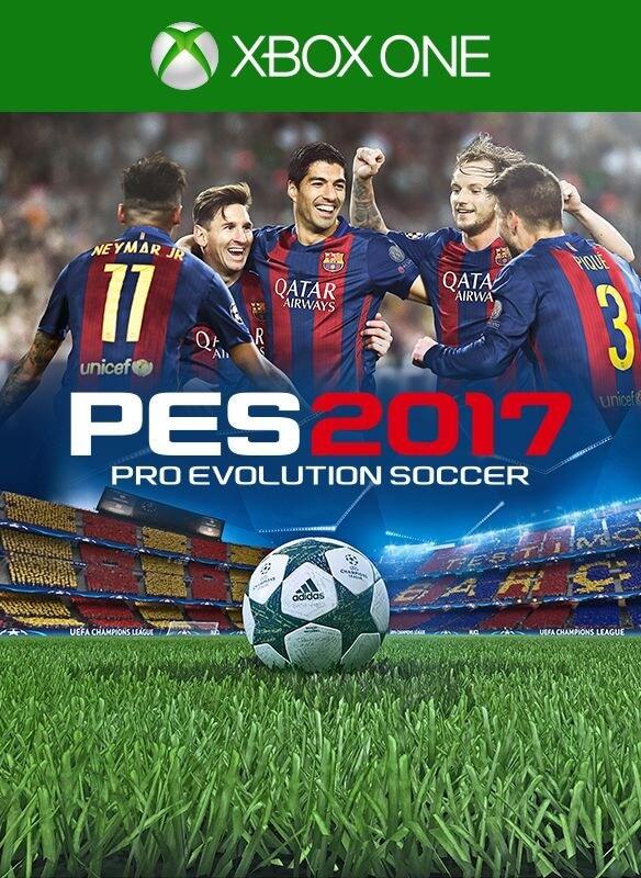 Pro Evolution Soccer 2017 XBOX