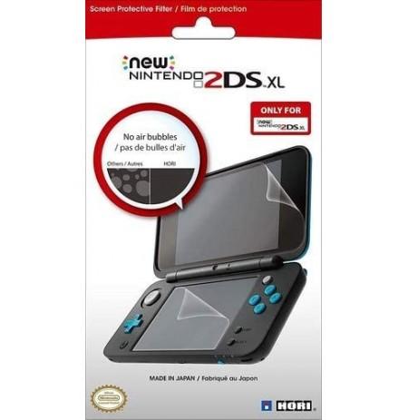 Nintendo 2DS XL grūdinto stiklo ekrano apsauga