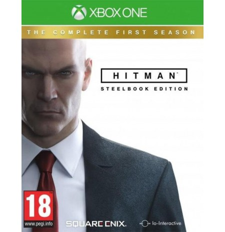 Hitman: The Complete First Season Steelbook Edition