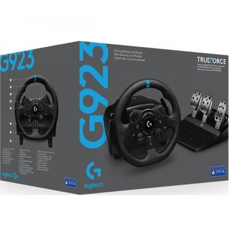 Logitech G923 TRUEFORCE SIM RACING WHEEL (PS4/PS5/PC)