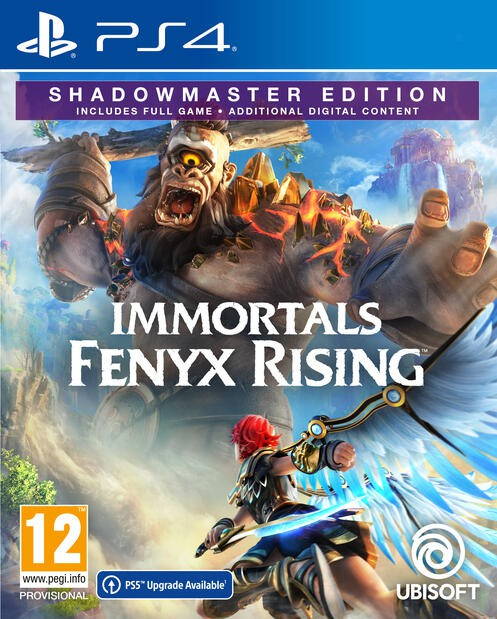 Immortals Fenyx Rising Shadow Master Edition