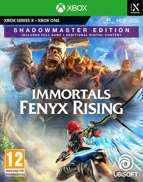 Immortals Fenyx Rising Shadow Master Edition