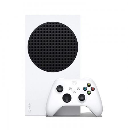 Xbox Series S 500Gb balta žaidimų konsolė