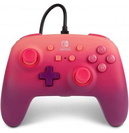 PowerA Fuchsia Fantasy laidinis valdiklis skirtas Nintendo Switch
