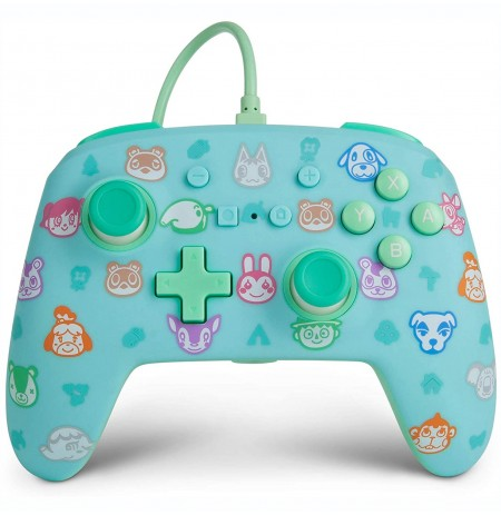 PowerA WIRED Animal Crossing New Horizon CONTROLLER FOR