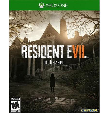 Resident Evil 7: Biohazard XBOX