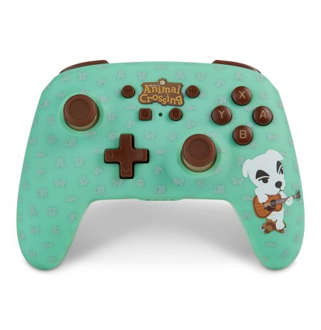 PowerA Enhanced Animal Crossing K.K. Slider belaidis valdiklis skirtas Nintendo Switch