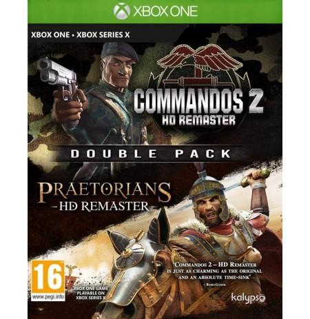Commandos 2 & Praetorians HD Remaster Double Pack