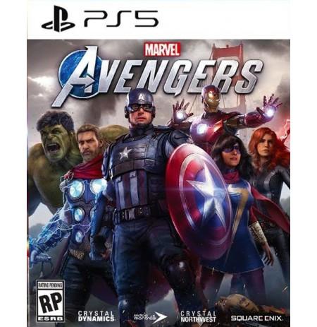 Marvel's Avengers Standard Edition