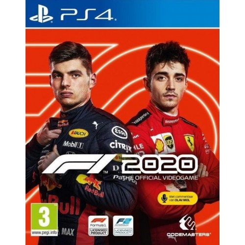 Buy F1 2020 PS4 game
