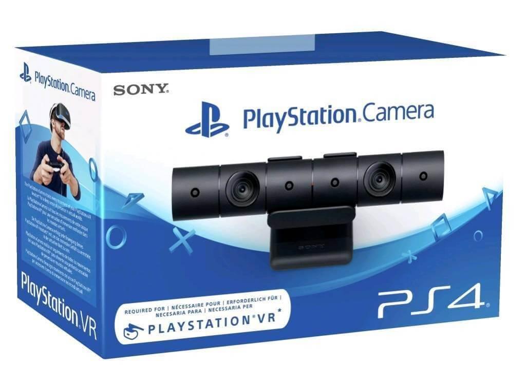 Sony Official Camera - Version 2 (PS4/PSVR)