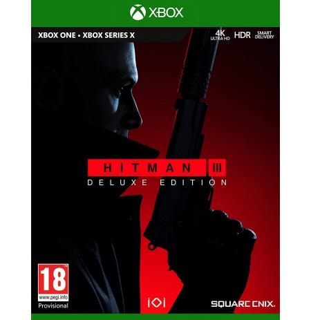 Hitman III Deluxe Edition