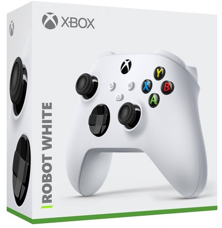 Xbox Series Wireless Controller - Robot White