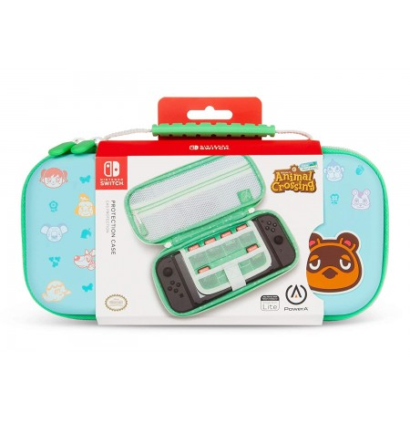 Nintendo Switch Lite case (Animal Crossing style)