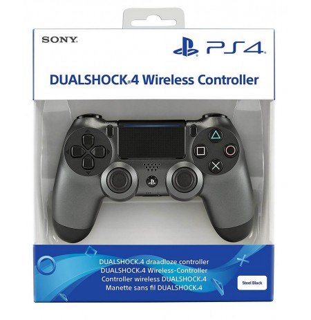 Sony PlayStation DualShock 4 V2 valdiklis - Steel Black XBOX