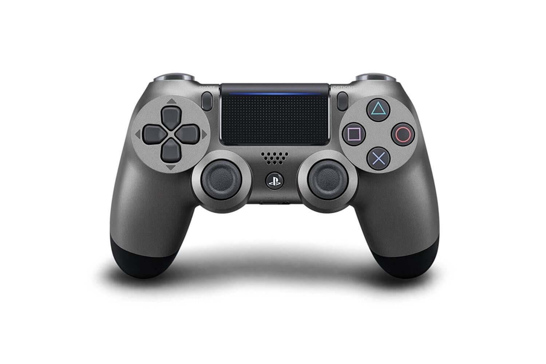 Sony PlayStation DualShock 4 V2 Controller - Steel Black