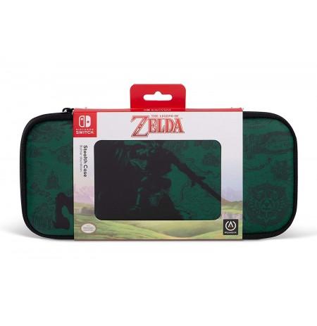 PowerA apsauginis dėklas Stealth Legend of Zelda for Nintendo Switch Green | Standard
