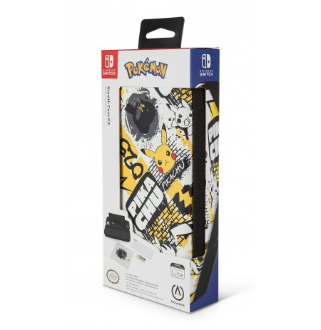 PowerA case kit Pokemon Graffiti for Nintendo Switch | LITE