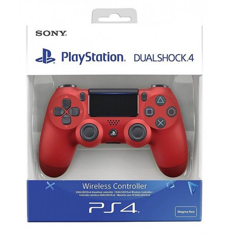 Sony PlayStation DualShock 4 V2 valdiklis - Magma Red XBOX