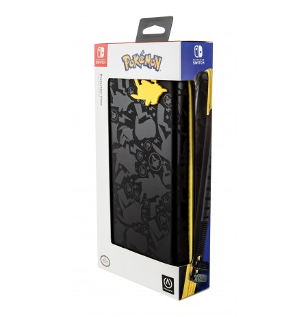 PowerA Stealth case Pokemon Pikachu Silhouette for Nintendo Switch | Standard