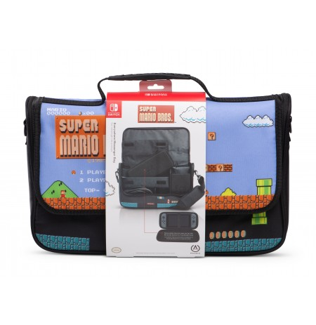 PowerA MESSENGER BAG - Super Mario Bros for Nintendo Switch | Standard