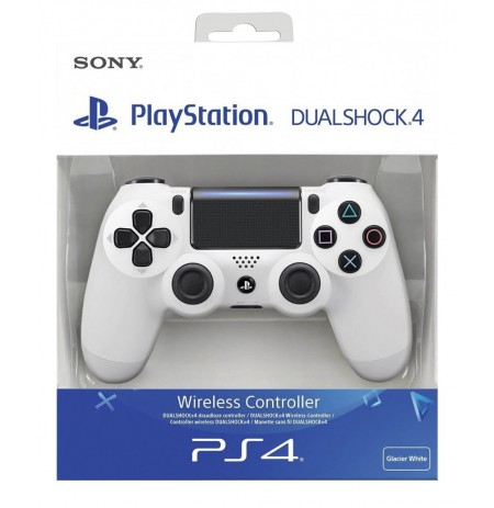 Sony PlayStation DualShock 4 V2 valdiklis Glacier White