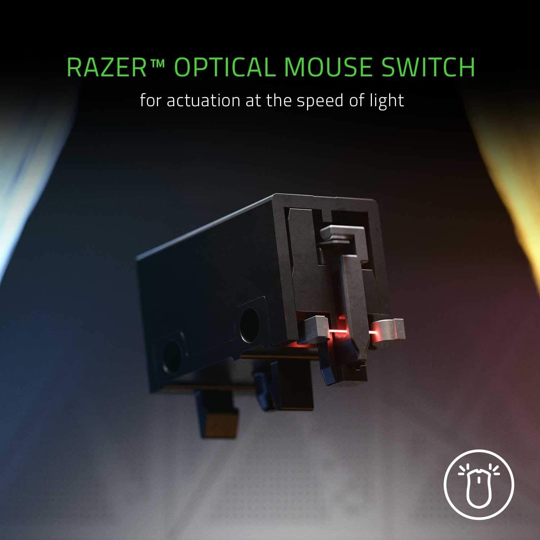 RAZER DeathAdder V2 Mini laidinė žaidimų optinė pelė | 8500 DPI