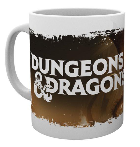 DUNGEONS AND DRAGONS Tiamat puodukas