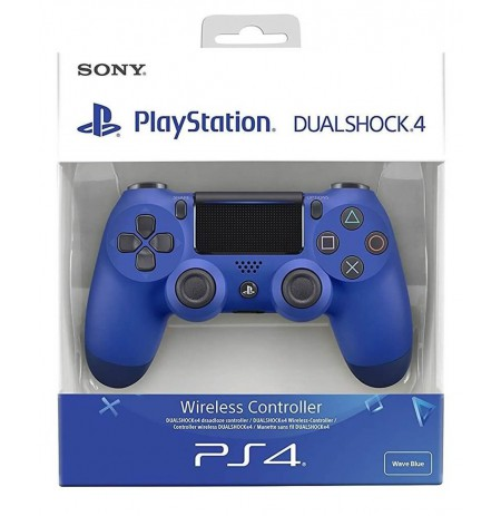 Sony PlayStation DualShock 4 V2 valdiklis - Wave Blue XBOX