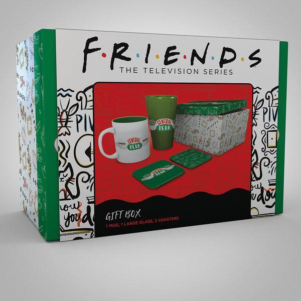 FRIENDS Central Perk 2020 dėžutė