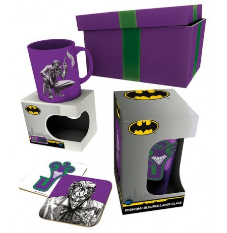 DC COMICS The Joker gift box