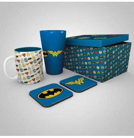 DC COMICS Logo gift box