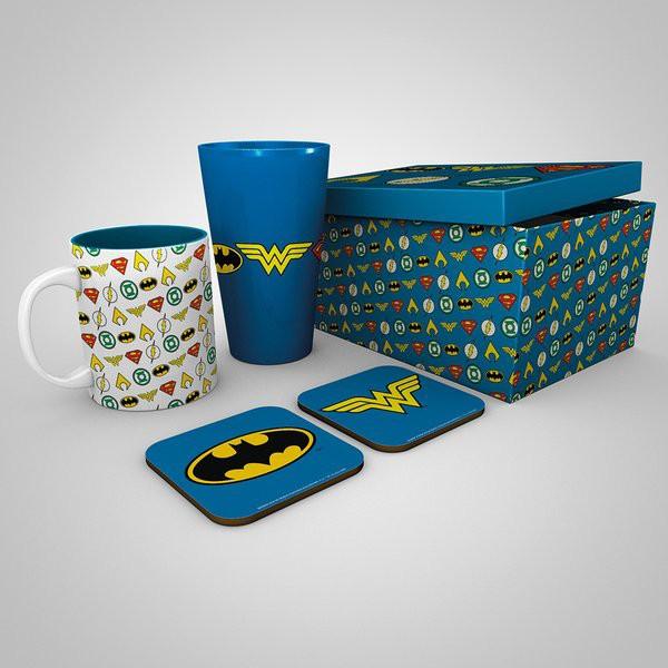 DC COMICS Logo dovanų dėžutė