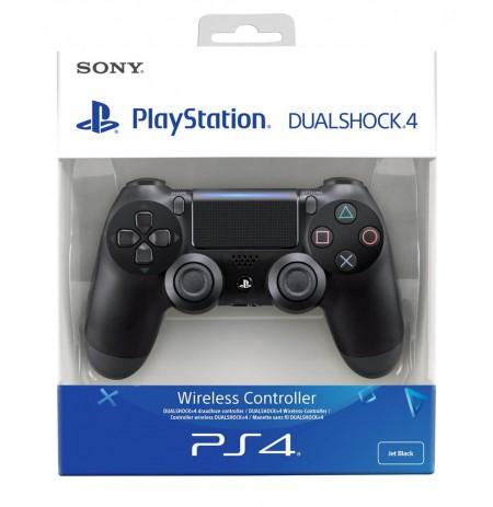 Sony PlayStation DualShock 4 V2 Controller - Jet Black
