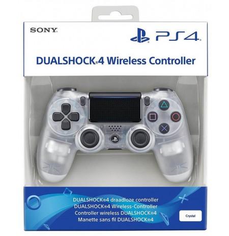 Sony PlayStation DualShock 4 valdiklis - Crystal
