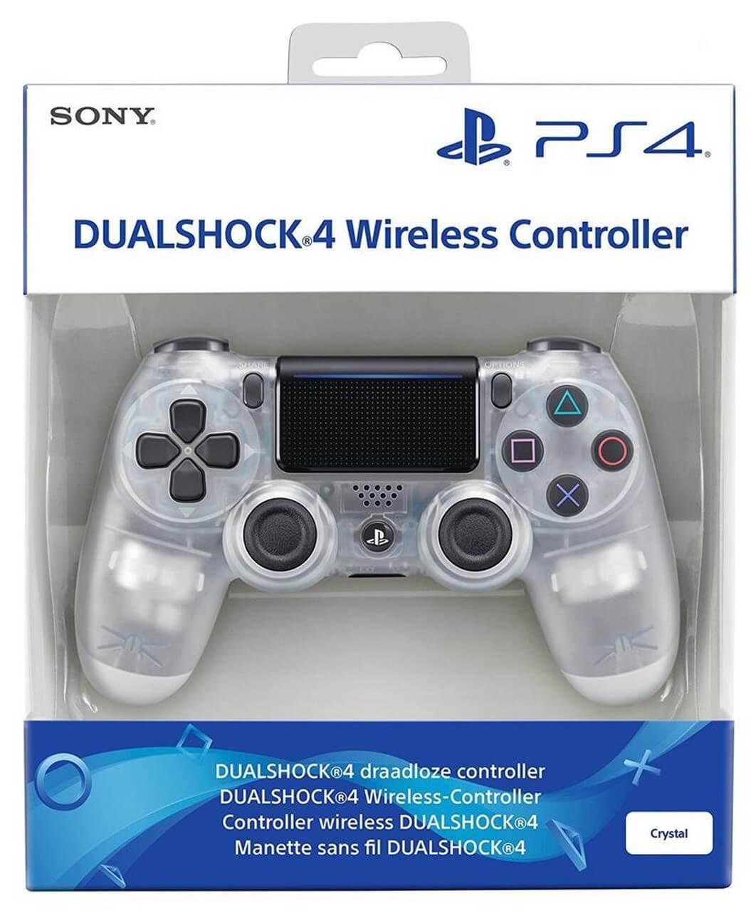 Sony PlayStation DualShock 4 V2 valdiklis - Crystal XBOX