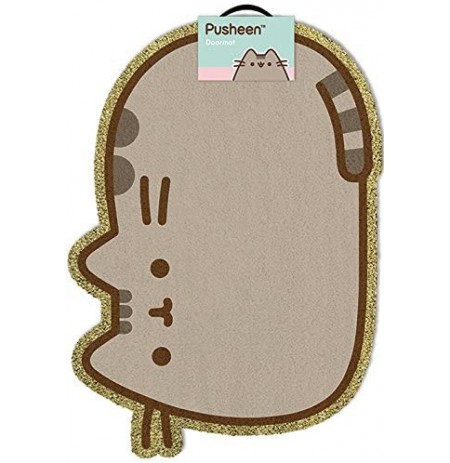 PUSHEEN (PUSHEEN THE CAT) SHAPED doormat | 60x40cm