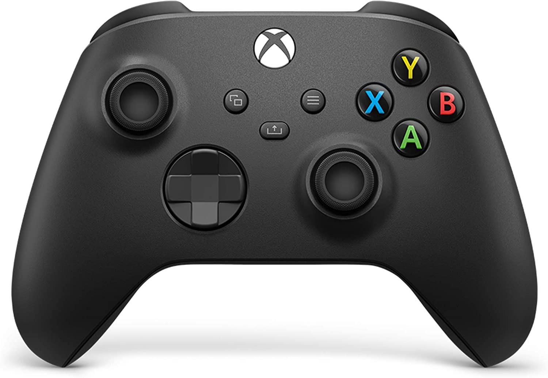 Xbox Series belaidis valdiklis su USB-C kabeliu (Carbon Black)