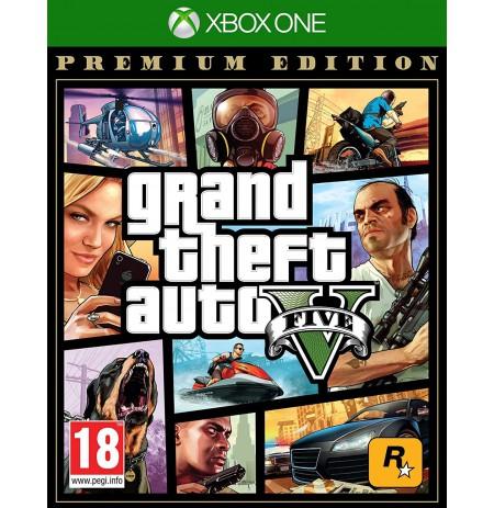Grand Theft Auto V Premium Edition