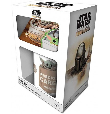 Star Wars The Mandalorian (The Child) set